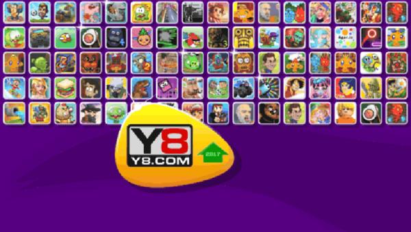 เกมส์ y8 ทั้งหมด